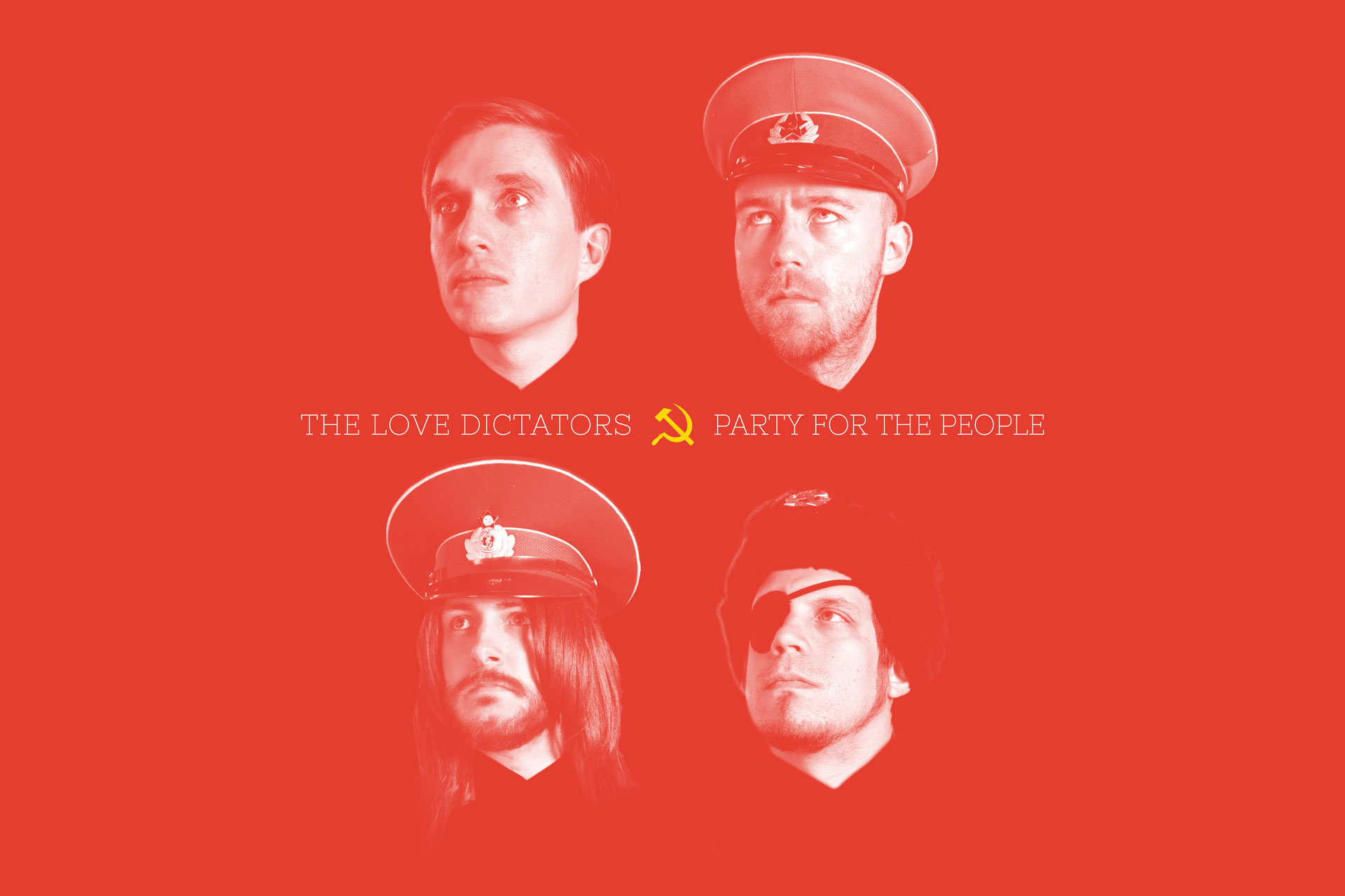 Party for the People Album Artwork
