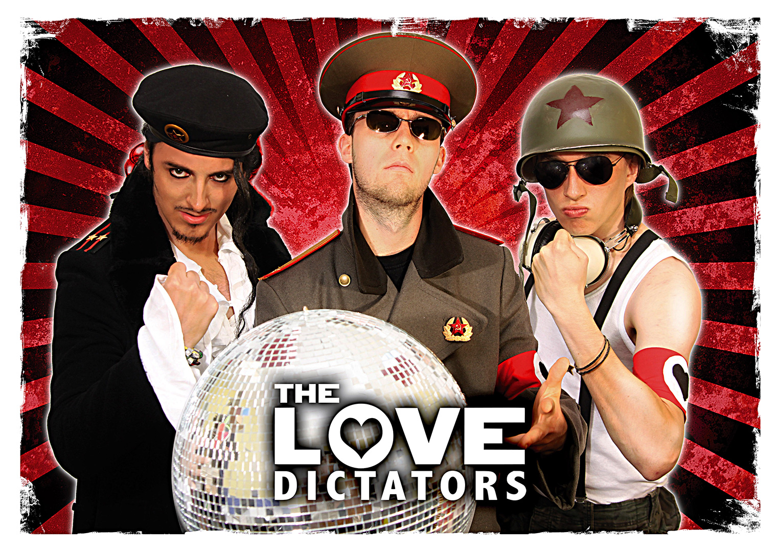 The Love Dictators DiscoBALLS Era