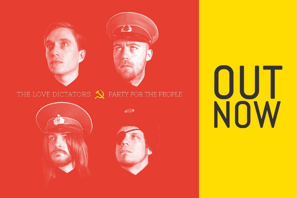 Party for the People out now!